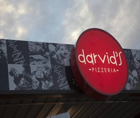 Commercial - David's Pizzeria Project